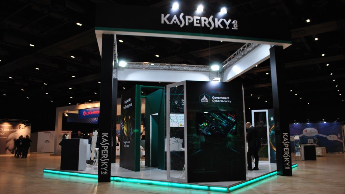 Kaspersky Cybertech.