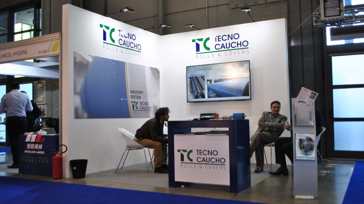 Tissue world Tecno Caucho -7