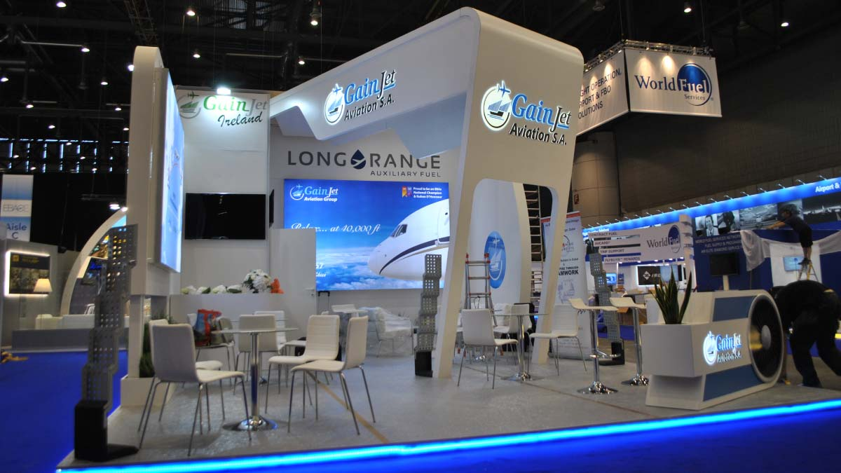 GainJet Ebace