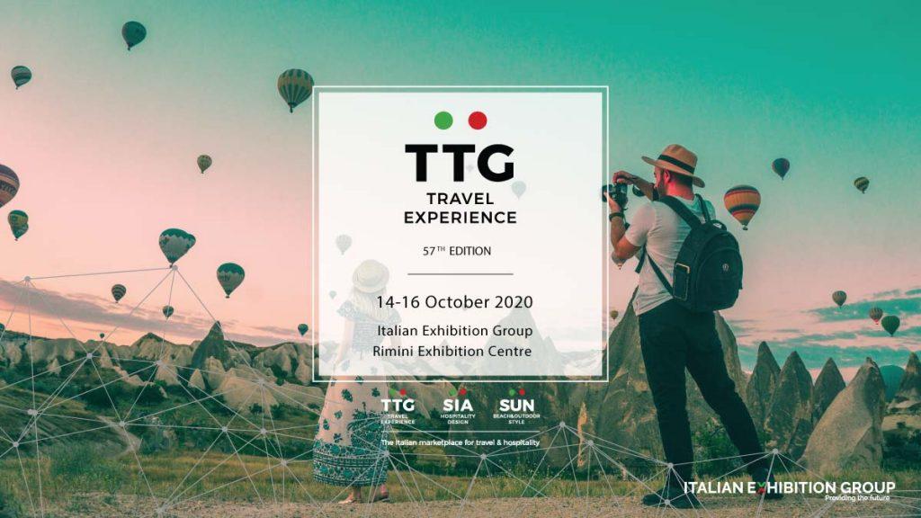 TTG Travel Experience 2020.