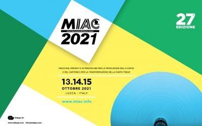 Progettazione stand per il MIAC